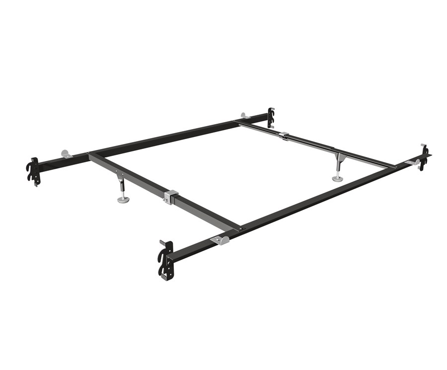 Mantua Q 85 Ag Converta Bed Rails For, Queen Hook On Metal Bed Frame Rails