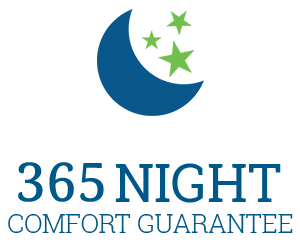 365 Night Comfort Guarantee
