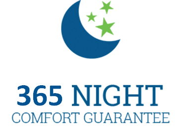 365 Night Comfort Guarantee