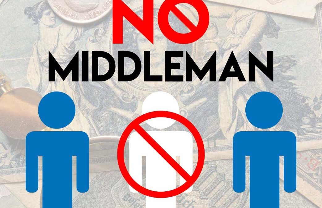 Skip the Middleman